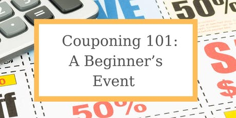 Couponing 101: How to coupon for beginners tickets