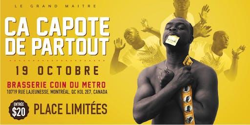 CA CAPOTE DE PARTOUT