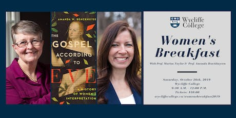 2019 Women's Breakfast: The Gospel According to Eve tickets