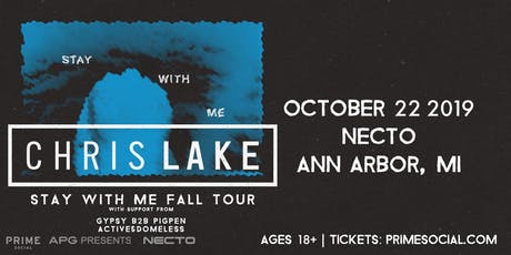 RESCHEDULED: Chris Lake: Stay With Me Tour tickets