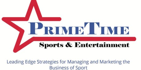PrimeTime Sports and Entertainment tickets