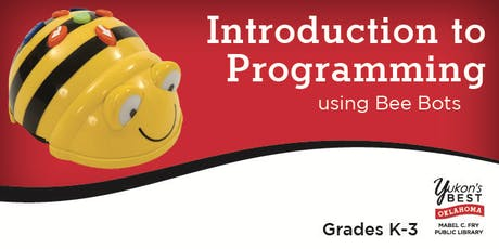 Introduction to Programming Using Bee Bots (K-3) tickets