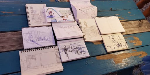 Sketching the District: Union Station