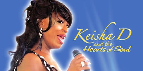 Keisha D's Star Benefit at Jazzville tickets