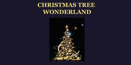 Christmas Tree Wonderland benefiting Sunshine Kids Foundation tickets