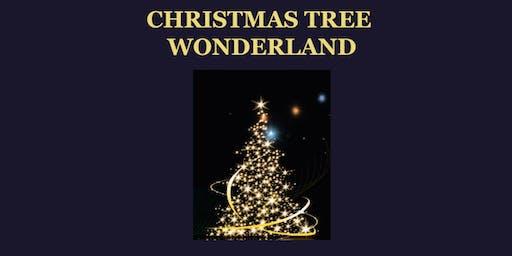 Christmas Tree Wonderland benefiting Sunshine Kids Foundation