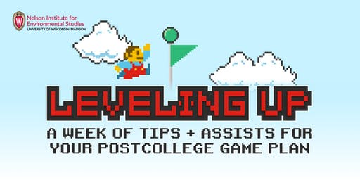 Monday, October 21 - Leveling Up Events
