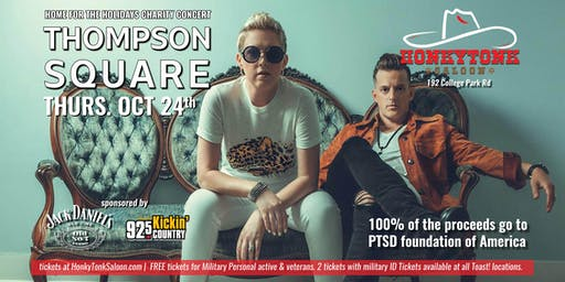 Thompson Square LIVE at HonkyTonk Saloon