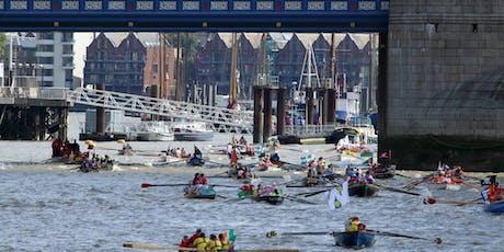 2020 Great River Race - Safety Fleet Volunteers billets