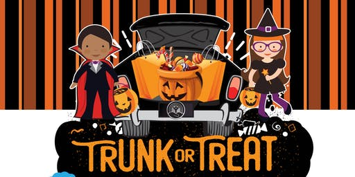 Trunk or Treat on Tillman Street