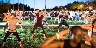 FitPHX Free Fitness Party Series