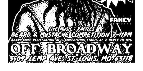 The 2019 Arch Classic Beard & Mustache Competition tickets