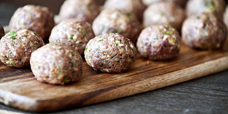 Rustic Italian Meatball Supper - Cooking Class by Cozymeal™ tickets