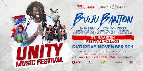 Unity Festival SXM: BUJU BANTON Live in St. Martin / Sint Maarten tickets