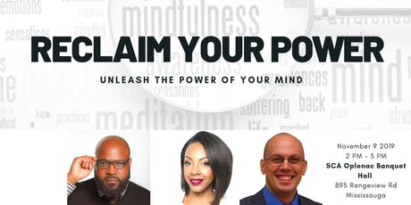 RECLAIM YOUR POWER tickets