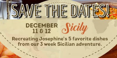 Sicilian Cuisine Night