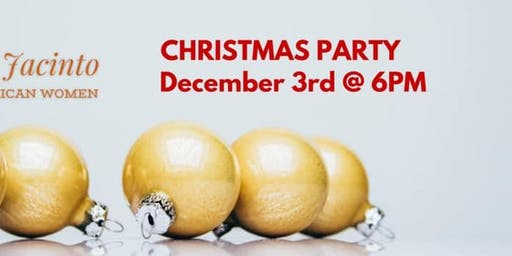 SJRW's Awesome Christmas Party