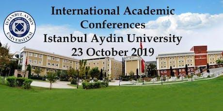International Academic Conferences Istanbul, Turkey 23 October 2019 tickets