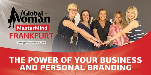MASTERMIND FRANKFURT - The POWER of your business and personal branding