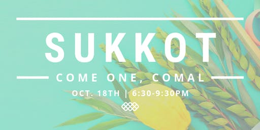 'Sukkot: Come One, COMAL' with OneTable