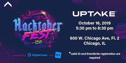 Hacktoberfest @ Uptake - Chicago