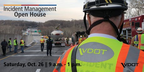 Incident Management Open House tickets