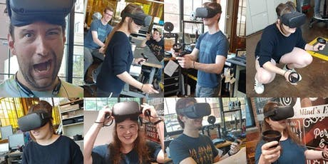 MBX Maker LAB - Virtual Reality Experience - VR workshop   tickets