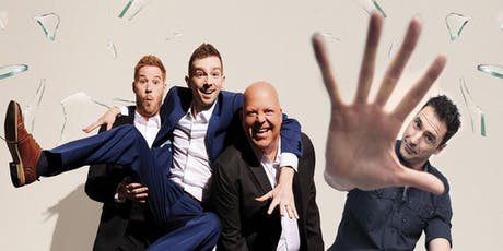 Let There Be Laughter Tour tickets