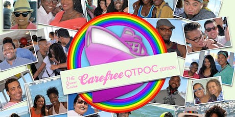 Welcome Aboard BON VOYAGE TOAST on The QUEER Cruise: QTPOC + Ally Edition tickets