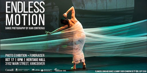 Endless Motion - Photo Exhibition featuring the work of Juan E. Contreras