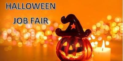 The Salvation Army Halloween Career Fair