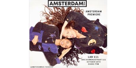 European Premiere of Amsterdam Ave. (Amsterdam, NL) Debit Card  tickets