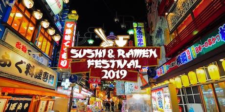 Sushi & Ramen Festival tickets