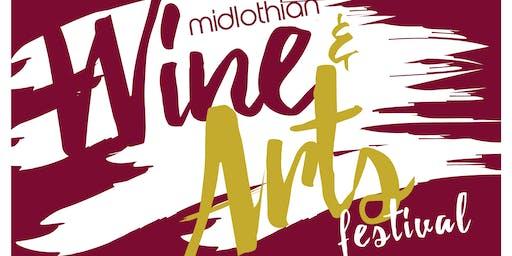 Midlothian Chamber of Commerce Wine & Arts Festival