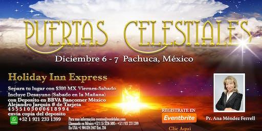 Puertas Celestiales - Pachuca, Mexico