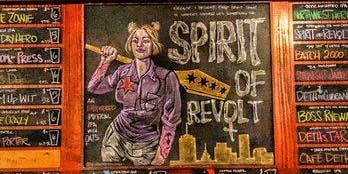 Revolution Brewing Taproom Happy Hour