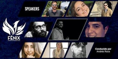 Conferencias Fénix 2019 entradas