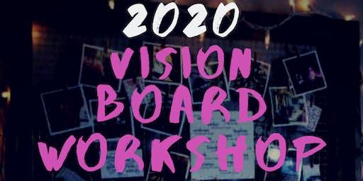 Winnin Women Vision Board Workshop