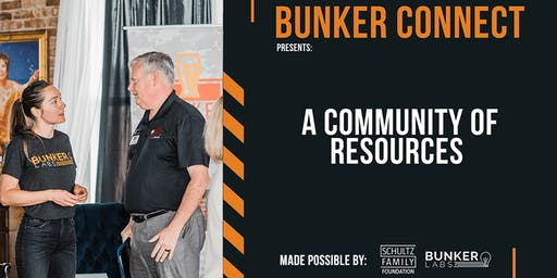 Bunker Connect Seattle: A Community of Resources