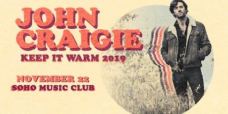 John Craigie w/ Special Guest Shook Twins (Night 2) tickets
