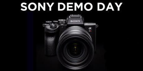 Sony Demo Day tickets