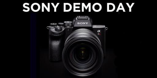 Sony Demo Day
