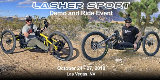 Lasher Sport Demo and Ride 2019
