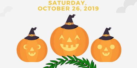 Halloween Garden Work Day tickets