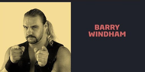 Barry Windham Meet & Greet Combo/WrestleCade FanFest 2019