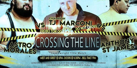 Crossing the Line tickets