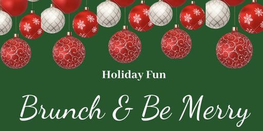 Brunch & Be Merry