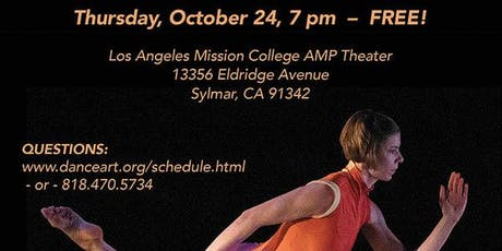 Benita Bike's DanceArt at LA Mission College AMP Theater tickets