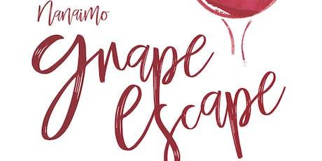 Nanaimo Grape Escape 2019 tickets