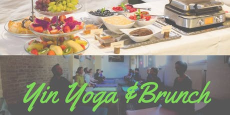 Yin Yoga & Futterboden Brunch Tickets